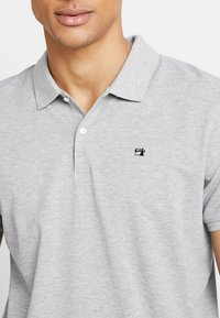Scotch & Soda - CLASSIC CLEAN - Polotričko - grey melange - 4