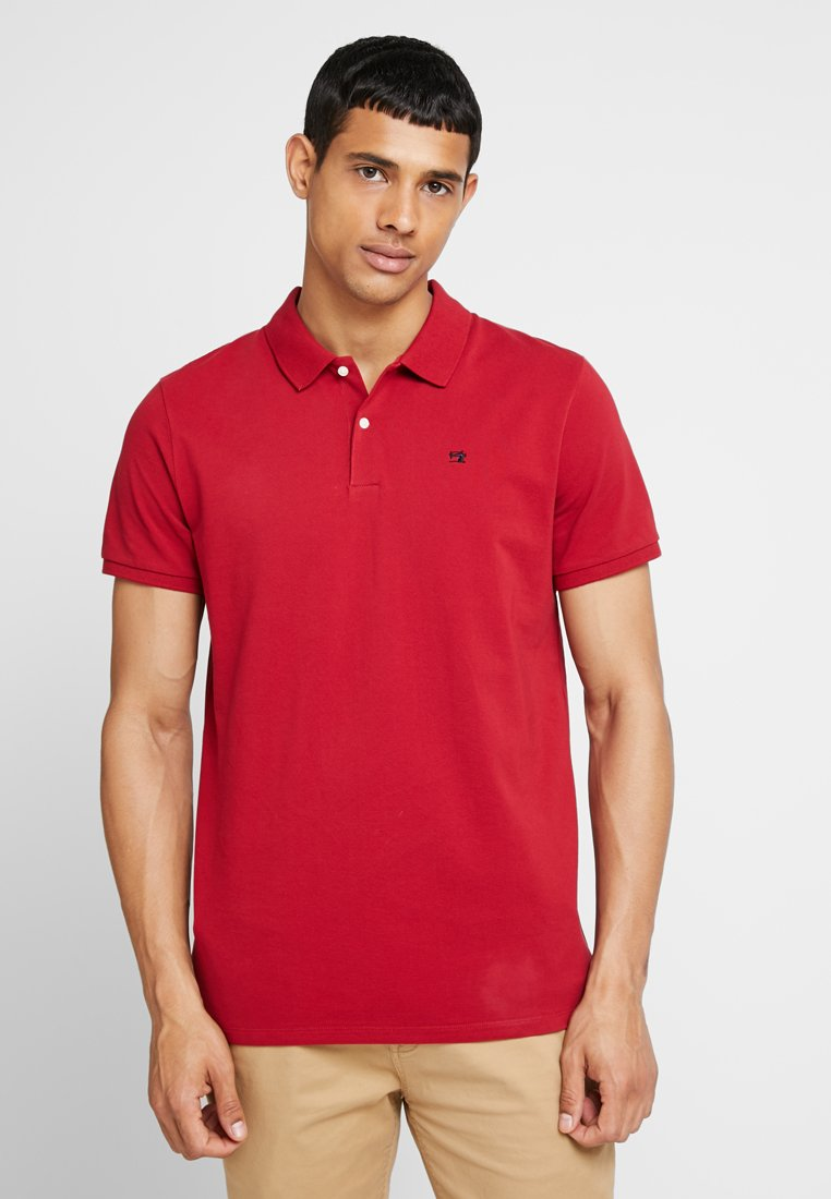 Scotch & Soda - CLASSIC CLEAN - Poloskjorter - brick red