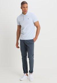 Scotch & Soda - CLASSIC CLEAN - Polo shirt - blue - 1