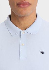 Scotch & Soda - CLASSIC CLEAN - Polo shirt - blue - 3