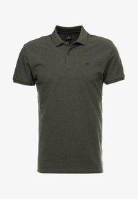 Scotch & Soda - CLASSIC CLEAN - Polo shirt - military melange - 4