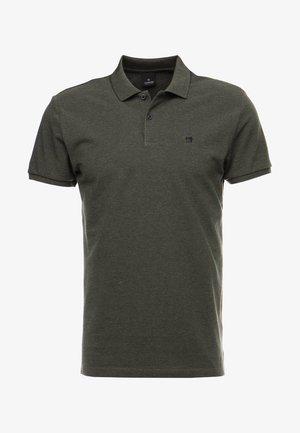CLASSIC CLEAN - Polo shirt - military melange