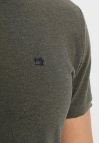Scotch & Soda - CLASSIC CLEAN - Polo shirt - military melange - 5