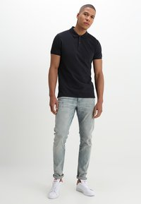 Scotch & Soda - CLASSIC CLEAN - Polo shirt - antra - 1