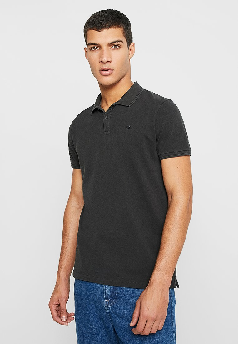 Scotch & Soda - CLASSIC GARMENT DYED - Polo shirt - anthra
