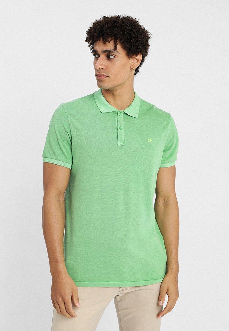 Scotch & Soda - CLASSIC GARMENT DYED - Poloshirt - surf green