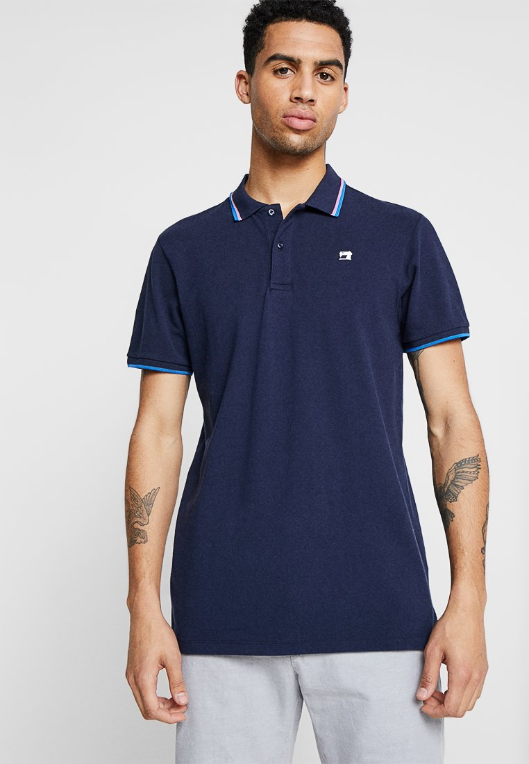 Scotch & Soda - CLASSIC WITH CONTRAST TIPPING - Poloshirt - night