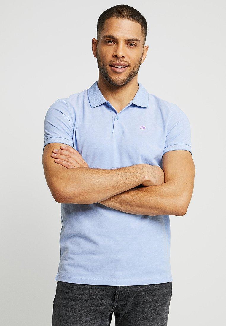 Scotch & Soda - Poloshirt - blue melange