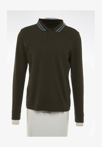 Scotch & Soda - LONGSLEEVE  - Polo - military - 3