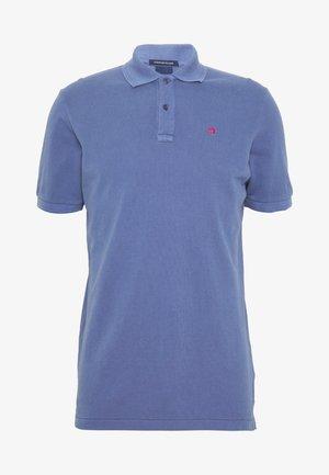 CLASSIC GARMENT DYED  - Poloshirts - azul mediterraneo