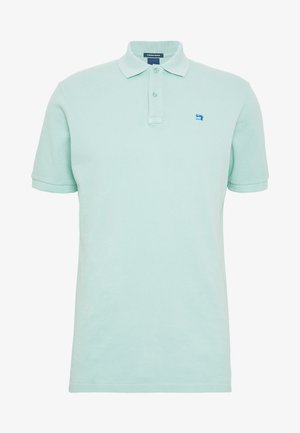 CLASSIC GARMENT DYED  - Poloshirts - pool breeze