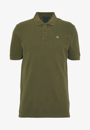 CLASSIC GARMENT DYED  - Polo shirt - army