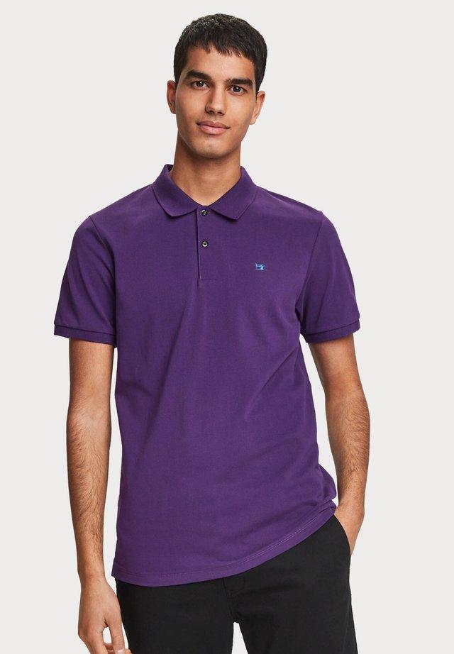 CLASSIC - Poloshirt - purple cove