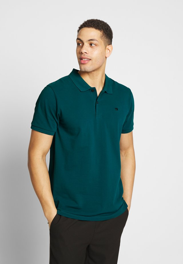 CLASSIC - Poloshirt - deep sea green