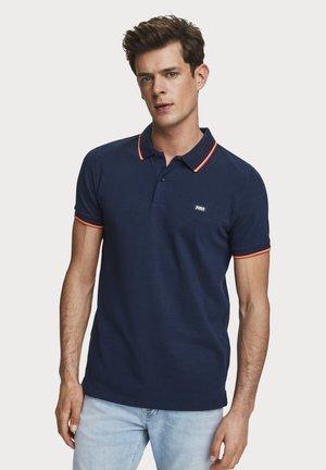 CONTRAST  - Polo shirt - navy