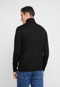 Scotch & Soda - Stickad tröja - black - 2