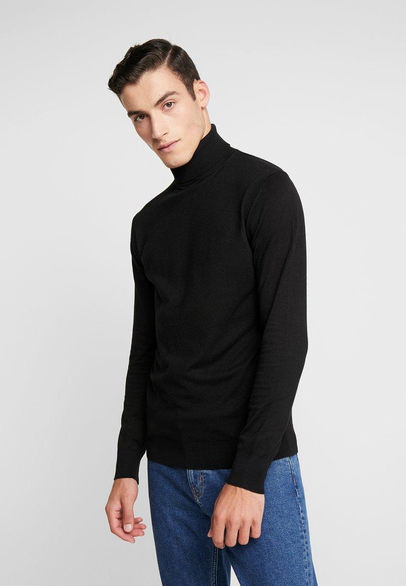 Scotch & Soda - Stickad tröja - black