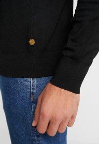 Scotch & Soda - Stickad tröja - black - 5