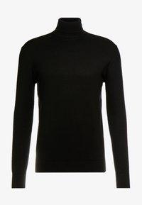 Scotch & Soda - Stickad tröja - black - 4