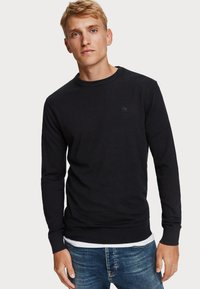 Scotch & Soda - Trui - black - 0