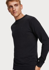 Scotch & Soda - Trui - black - 3