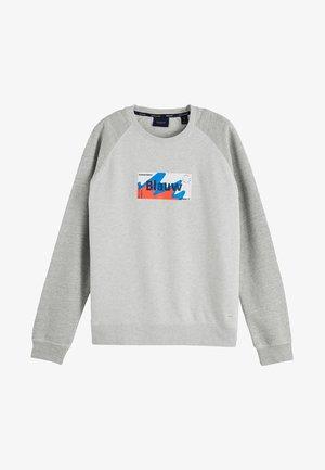 ARTWORK - Sweater - grey melange