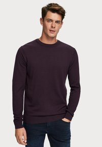 Scotch & Soda - Trui - purple - 0