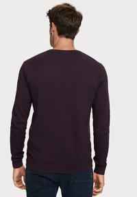 Scotch & Soda - Trui - purple - 1