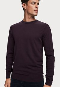 Scotch & Soda - Trui - purple - 2