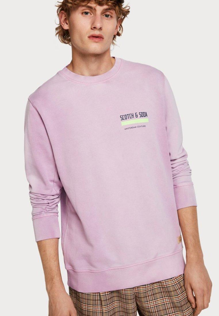 Scotch & Soda - Sweatshirt - purple