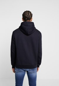 Scotch & Soda - CLASSIC ZIP THROUGH WITH CHEST BADGE - Zip-up hoodie - night - 2