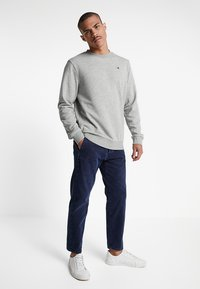 Scotch & Soda - CLEAN - Sweater - grey melange - 1