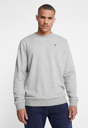 CLEAN - Sweatshirt - grey melange