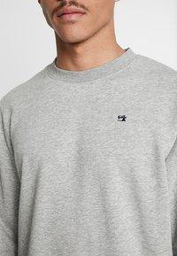 Scotch & Soda - CLEAN - Sweater - grey melange - 5