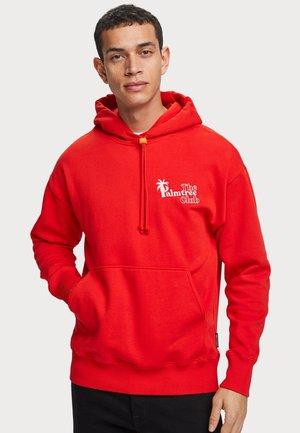 ARTWORK - Sweater - fiesta red