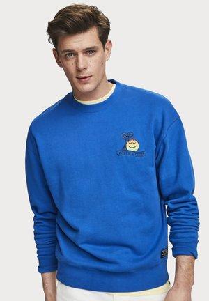Sweater - royal blue