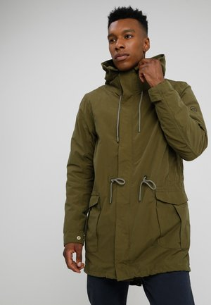 BLAUW DOUBLE LAYER - Parka - military green