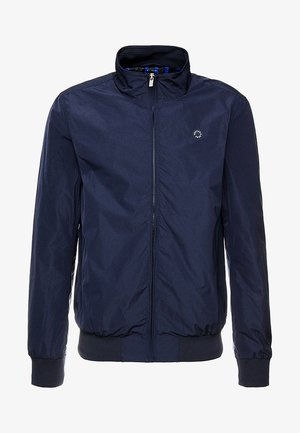 AMS BLAUW HARRINGTON JACKET - Bomberjacke - navy