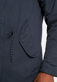 Scotch & Soda - CLASSIC HOODED - Parka - night - 4