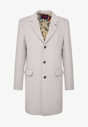 CLASSIC SINGLE BREASTED COAT - Classic coat - sand melange