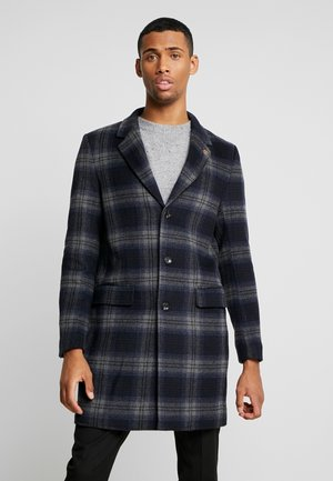 CLASSIC SINGLE BREASTED COAT - Classic coat - combo