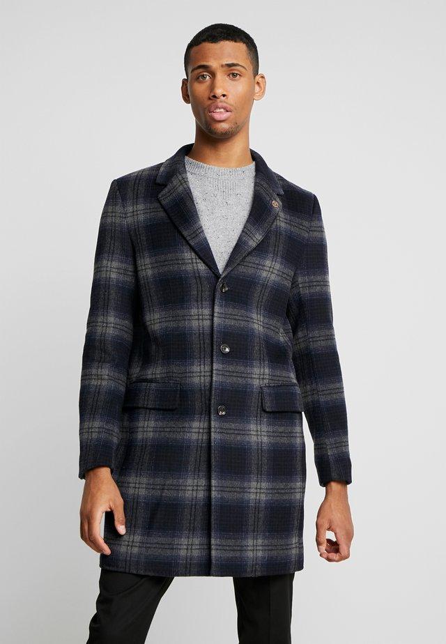 CLASSIC SINGLE BREASTED COAT - Cappotto classico - combo