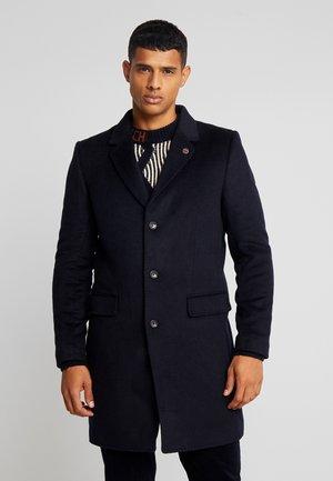 CLASSIC SINGLE BREASTED COAT - Classic coat - midnight