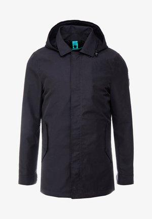 CLASSIC WITH INNER BODYWARMER - Classic coat - black