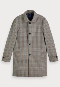 Scotch & Soda - PLAID - Trenchcoat - grey - 0