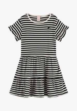 Jersey dress - white