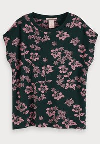 Scotch & Soda - HAWAIIAN  - Print T-shirt - pink - 0