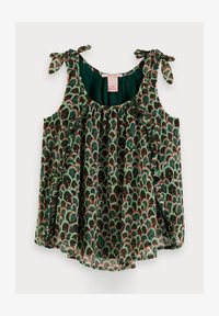 Scotch & Soda - Blouse - green - 0