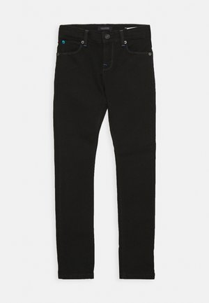 TACK - Jeans Skinny Fit - black out