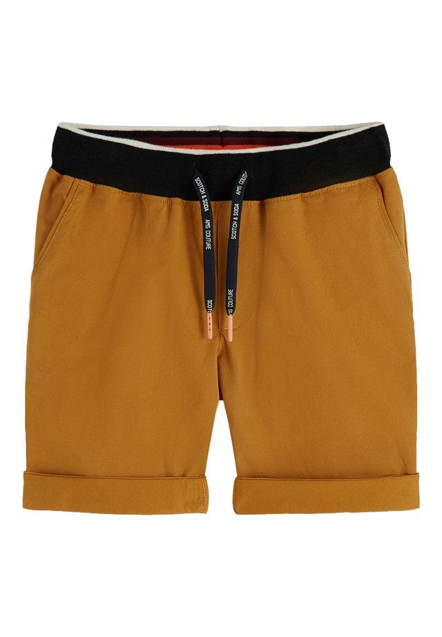 Shorts - pecan